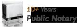 Public Notary Award
