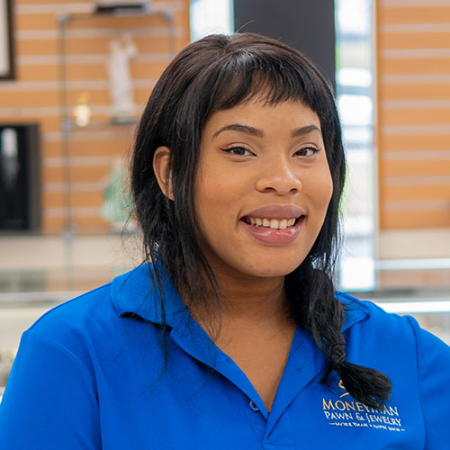 Employee Amber Lee