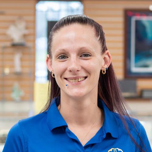Employee Angela Robinson
