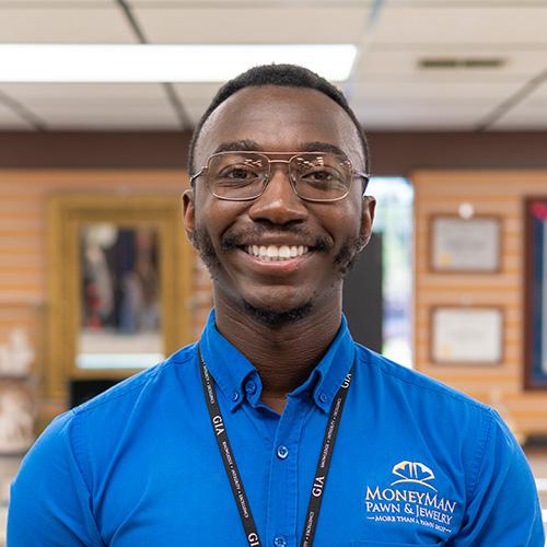 Employee Xavier Griffin