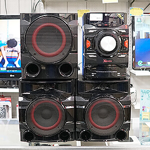 Electronics - Speaker Systems