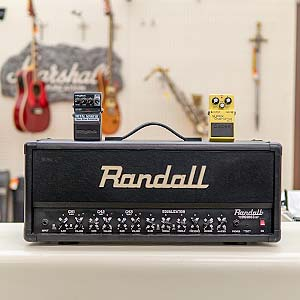 Instruments - Amplifiers