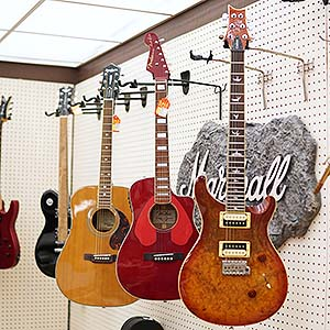 Instruments - Guitars